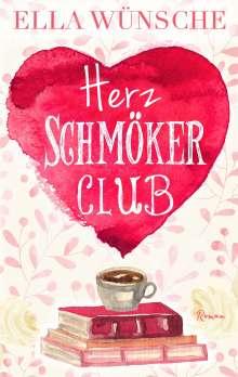Ella Wünsche: Herz-Schmöker-Club, Buch