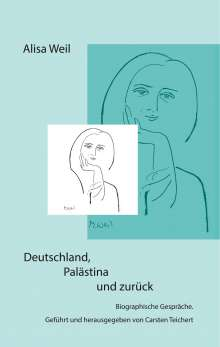 Carsten Teichert: Deutschland, Palästina und zurück, Buch