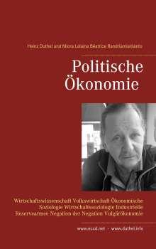 Heinz Duthel: Politische Ökonomie, Buch