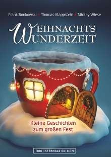 Frank Bonkowski: Weihnachtswunderzeit, Buch