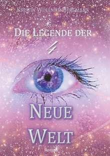Kristin Wöllmer-Bergmann: Neue Welt, Buch