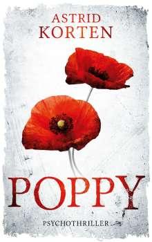 Astrid Korten: Poppy, Buch
