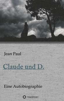 Jean Paul: Claude und D., Buch