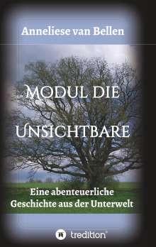 Anneliese van Bellen: Modul die Unsichtbare, Buch