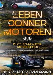 Theo Wingender: Ein Leben im Donner der Motoren, Buch