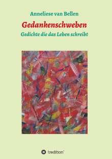 Anneliese van Bellen: Gedankenschweben, Buch