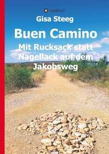Gisa Steeg: Buen Camino, Buch