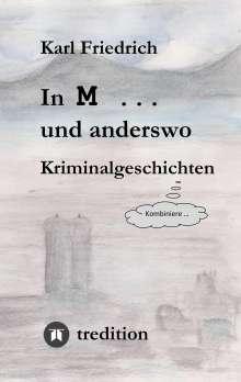 Magnus Karl Friedrich Schleich: In M ... und anderswo, Buch