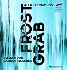 Allie Reynolds: Frostgrab, MP3-CD