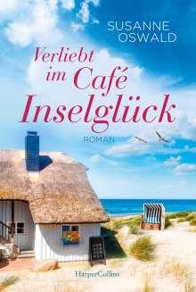 Susanne Oswald: Verliebt im Café Inselglück, Buch