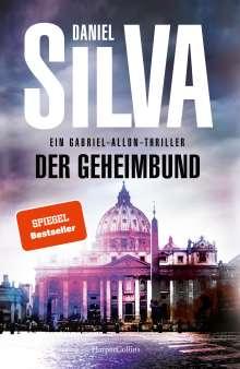 Daniel Silva: Der Geheimbund, Buch