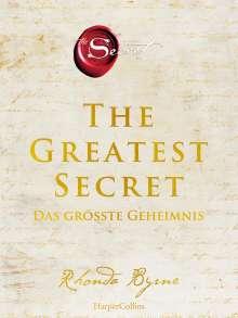 Rhonda Byrne: The Greatest Secret - Das größte Geheimnis, Buch