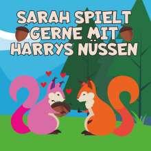 Selina Stern: Sarah spielt gerne mit Harrys Nüssen, Buch