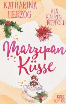 Katrin Koppold: Marzipanküsse, Buch