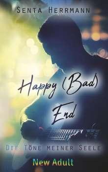 Senta Herrmann: Happy (Bad) End, Buch