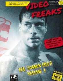Christopher Feldmann: Video Freaks, Buch