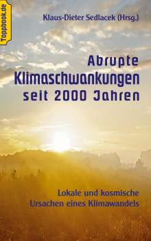 Abrupte Klimaschwankungen seit 2000 Jahren, Buch
