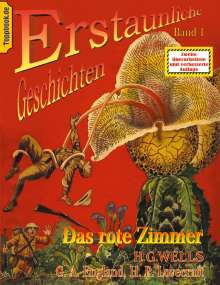H. G. Wells: Das rote Zimmer, Buch
