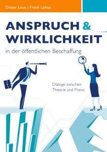 Dieter Laux: Anspruch und Wirklichkeit in der öffentlichen Beschaffung, Buch