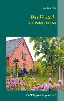 Rebekka Jost: Das Versteck im roten Haus, Buch