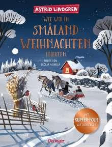 Astrid Lindgren: Wie wir in Småland Weihnachten feierten, Buch