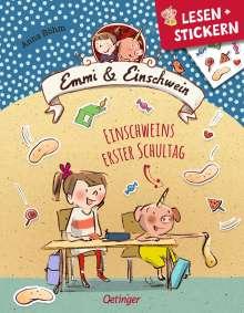 Anna Böhm: Emmi und Einschwein, Buch