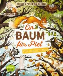 Peter Wohlleben: Ein Baum für Piet, Buch