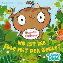Susanne Weber: Wo ist die Eule mit der Beule?, Buch