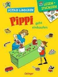 Astrid Lindgren: Pippi geht einkaufen, Buch
