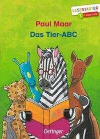 Paul Maar: Das Tier-ABC, Buch