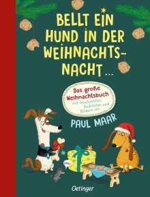 Paul Maar: Bellt ein Hund in der Weihnachtsnacht, Buch