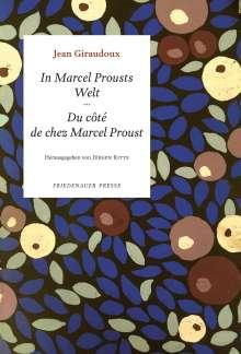 Jean Giraudoux: In Marcel Prousts Welt, Buch