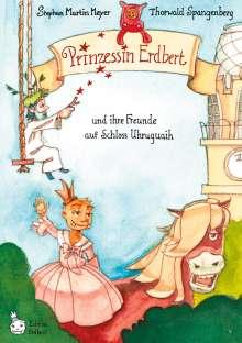 Stephan Martin Meyer: Prinzessin Erdbert, Buch