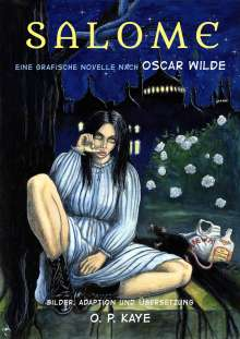 Oscar Wilde: Salome, Buch