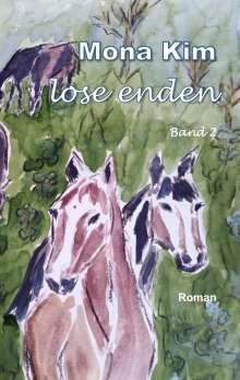 Mona Kim: Lose Enden II, Buch