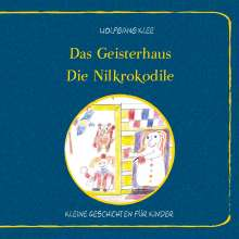 Wolfgang Klee: Das Geisterhaus - Die Nilkrokodile, Buch