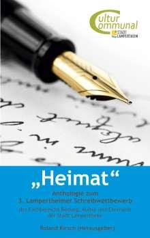 """""""Heimat"""", Buch"""
