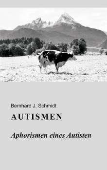 Bernhard J. Schmidt: Autismen, Buch