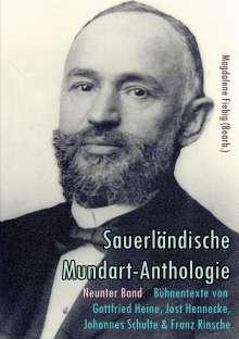 Gottfried Heine: Bühnentexte von Gottfried Heine, Jost Hennecke, Johannes Schulte und Franz Rinsche, Buch