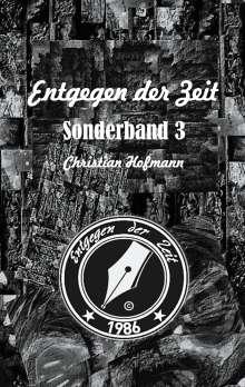 Christian Hofmann: Sonderband 3, Buch
