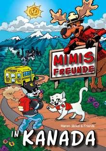 Maren Jäckel: Mimis Freunde in Kanada, Buch