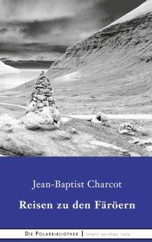 Jean-Baptiste Charcot: Reisen zu den Faröern, Buch