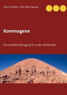 Hans-Dieter und Elke Kaspar: Kommagene, Buch