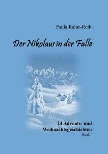 Paula Rahm-Roth: Der Nikolaus in der Falle, Buch