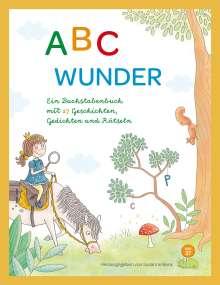 Simone Gruber: Abc Wunder, Buch