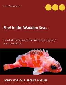 Sven Gehrmann: Fire! In the Wadden Sea..., Buch
