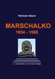 Hermann Baum: Marschalkó, Buch
