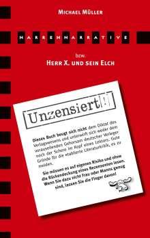 Michael Müller: Narrennarrative, Buch