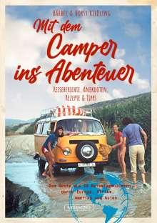 Bärbel Kießling: Mit dem Camper ins Abenteuer, Buch