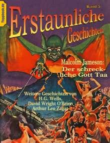 H. G. Wells: Der schreckliche Gott Taa, Buch